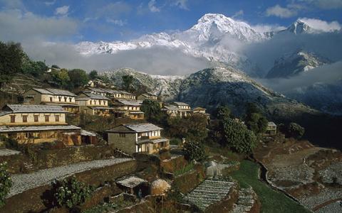 Aktivní dovolená v Nepálu, zájezdy do Nepálu