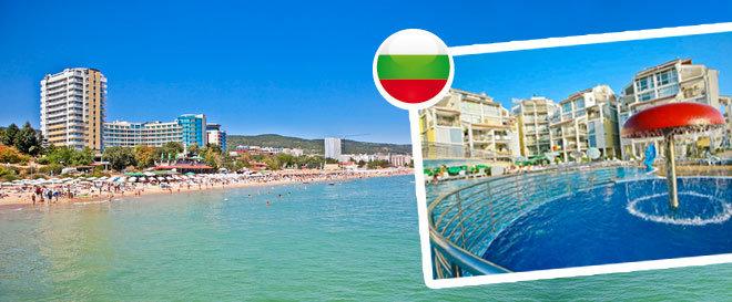 Bulharsko - Nejlevnější dovolená u moře s dětmi - last minute