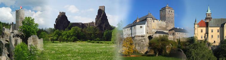 Levná dovolená Česko - tuzemsko