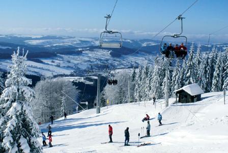 Lyžování v Česku a zimní dovolená Česko last minute