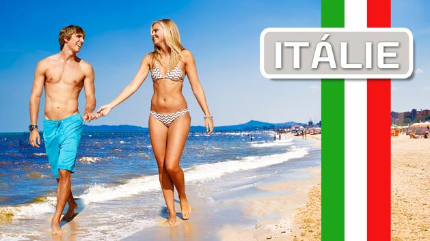 Nejlevnější dovolená u moře s dětmi – Itálie